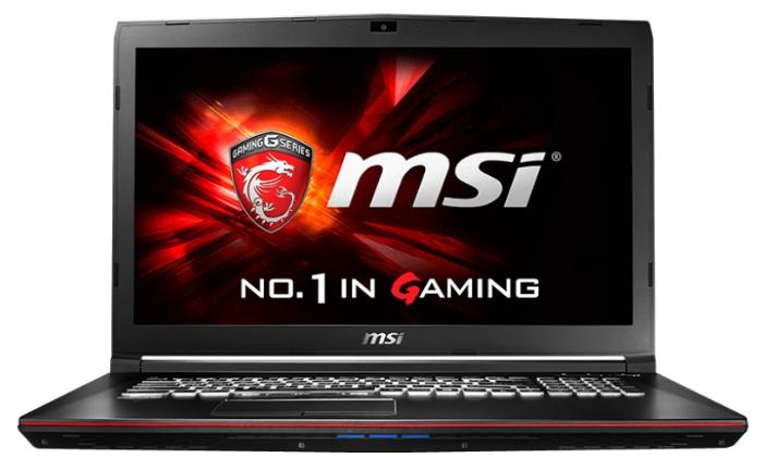 MSI GP72 6QF Leopard Pro