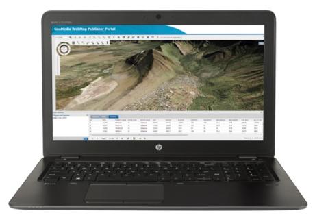 HP Ноутбук HP ZBook 15u G3