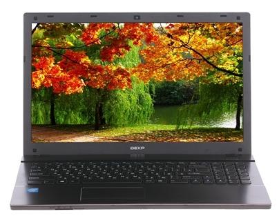 DEXP Ноутбук DEXP Aquilon O199