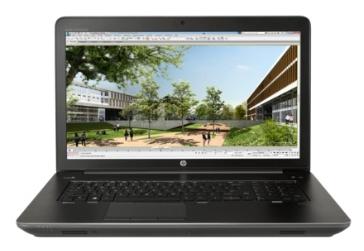 HP Ноутбук HP ZBook 17 G3