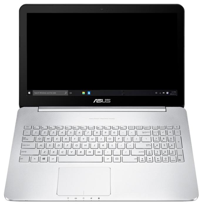 """ASUS VivoBook Pro N752VX (Intel Core i7 6700HQ 2600 MHz/17.3""""/1920x1080/32.0Gb/1256Gb HDD+SSD/DVD-RW/NVIDIA GeForce GTX 950M/Wi-Fi/Bluetooth/Win 10 Home)"""