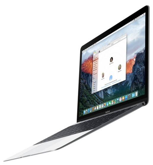 Apple Ноутбук Apple MacBook Early 2016