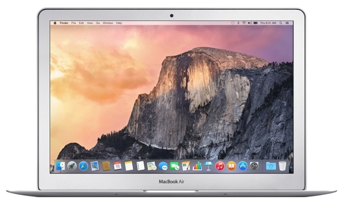 "Apple Ноутбук Apple MacBook Air 13 Early 2016 MMGG2 (Intel Core i5 1600 MHz/13.3""/1440x900/8.0Gb/256Gb SSD/DVD нет/Intel HD Graphics 6000/Wi-Fi/Bluetooth/MacOS X)"
