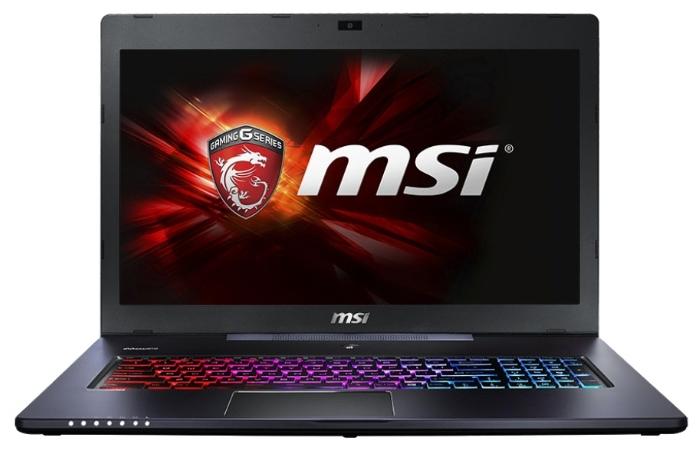 "MSI Ноутбук MSI GS70 6QD Stealth (Intel Core i7 6700HQ 2600 MHz/17.3""/1920x1080/8Gb/1128Gb/DVD нет/NVIDIA GeForce GTX 965M/Wi-Fi/Bluetooth/DOS)"