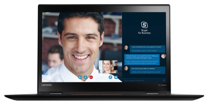 Lenovo THINKPAD X1 Carbon Ultrabook (4th Gen)