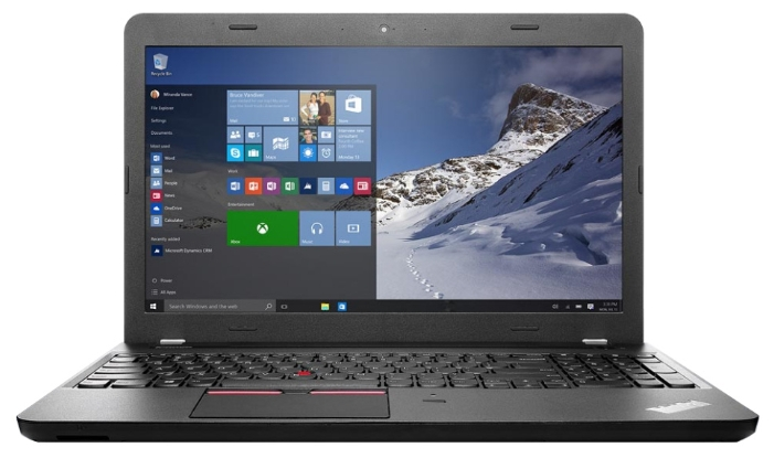 Lenovo Ноутбук Lenovo THINKPAD Edge E565