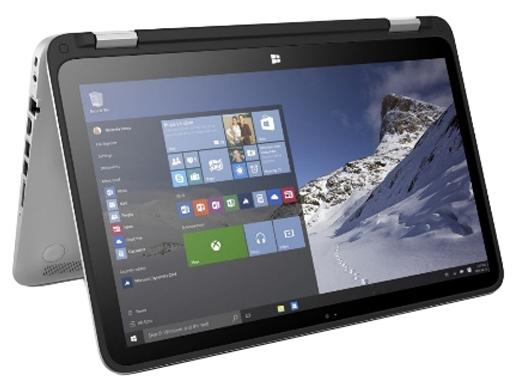HP Ноутбук HP Envy 15-u400 x360