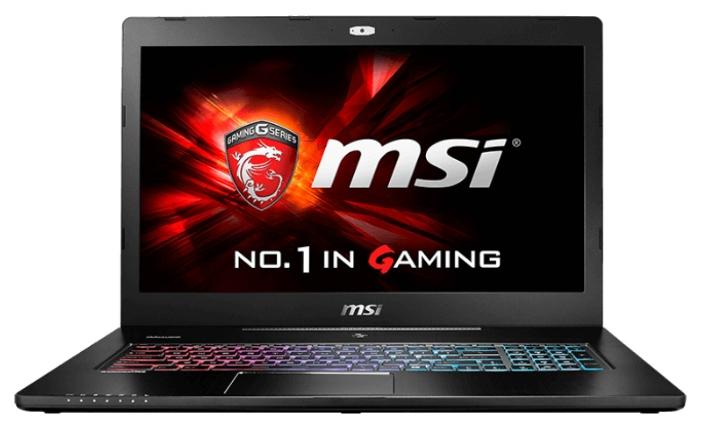 MSI Ноутбук MSI GS72 6QE Stealth Pro 4K