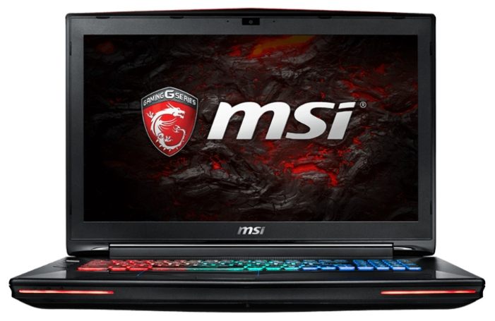 MSI GT72VR 6RE Dominator Pro