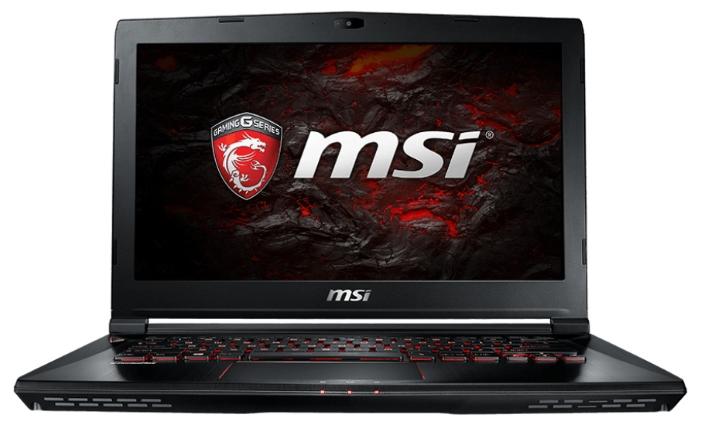 MSI Ноутбук MSI GS43VR 6RE Phantom Pro