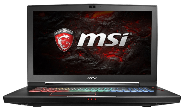 MSI GT73VR 6RE Titan SLI