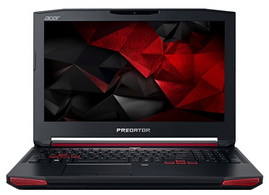 Acer Ноутбук Acer Predator 15 (G9-593)