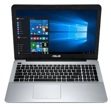 ASUS Ноутбук ASUS X555QG