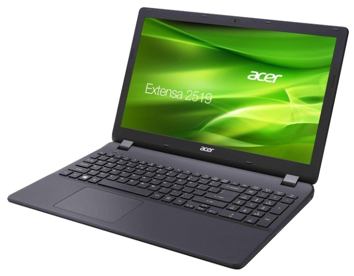 "Acer Ноутбук Acer Extensa EX2519-C298 (Intel Celeron N3060 1600 MHz/15.6""/1366x768/4Gb/500Gb HDD/DVD-RW/Intel HD Graphics 400/Wi-Fi/Bluetooth/Linux)"