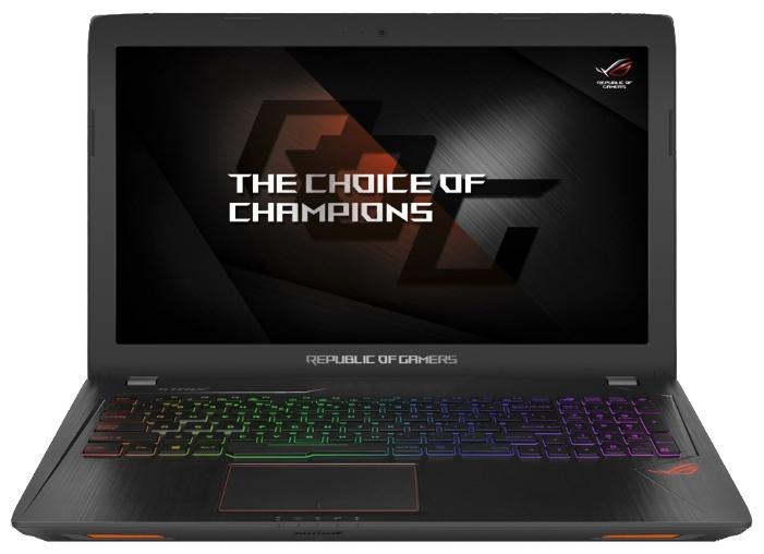 ASUS Ноутбук ASUS ROG GL553VD