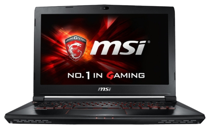 MSI Ноутбук MSI GS40 6QD Phantom