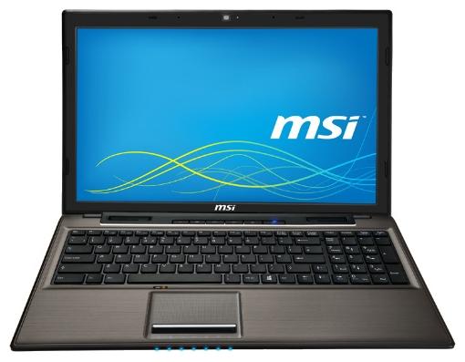 MSI Ноутбук MSI CX61 2OC