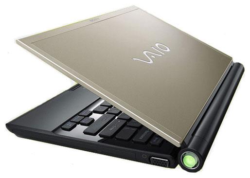 Sony Ноутбук Sony VAIO VGN-TZ191N
