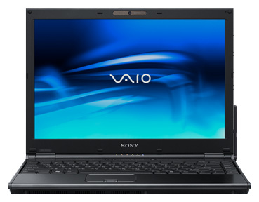 Sony Ноутбук Sony VAIO VGN-SZ750N