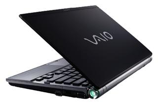 Sony Ноутбук Sony VAIO VGN-Z590UBB