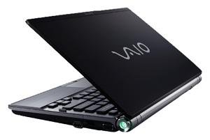 Sony Ноутбук Sony VAIO VGN-Z540EBB