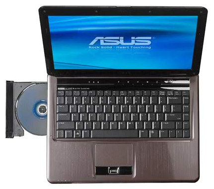ASUS Ноутбук ASUS N80Vn