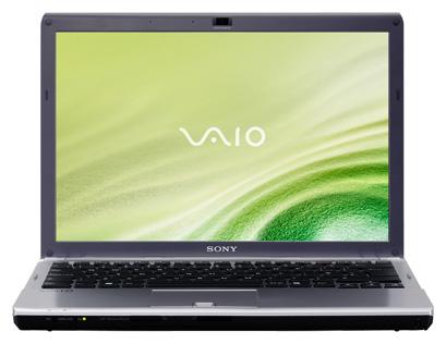 Sony Ноутбук Sony VAIO VGN-SR290JTH