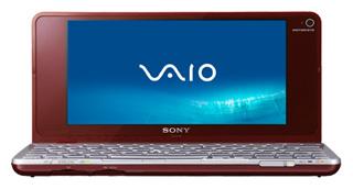Sony Ноутбук Sony VAIO VGN-P588E