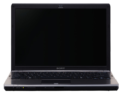 Sony Ноутбук Sony VAIO VGN-SR290NTB