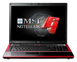 MSI Ноутбук MSI GT735