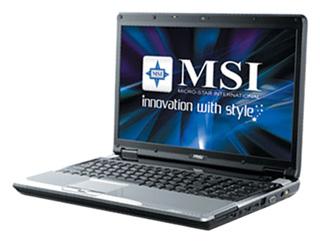 MSI Ноутбук MSI EX620
