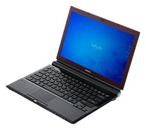 Sony Ноутбук Sony VAIO VGN-TZ180N