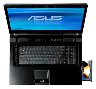 ASUS Ноутбук ASUS W90V