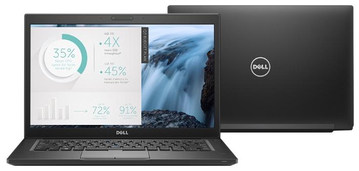 DELL Ноутбук DELL LATITUDE 7480