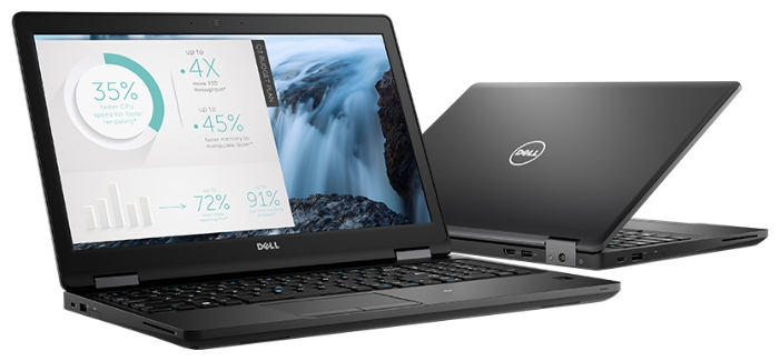 "DELL Ноутбук DELL LATITUDE 5580 (Intel Core i5 7440HQ 2800 MHz/15.6""/1920x1080/8Gb/256Gb SSD/DVD нет/Intel HD Graphics 630/Wi-Fi/Bluetooth/Windows 10 Pro)"