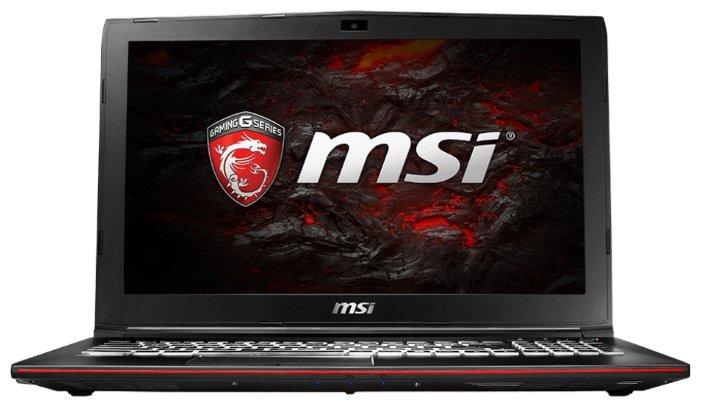 MSI Ноутбук MSI GP62M 7RD Leopard