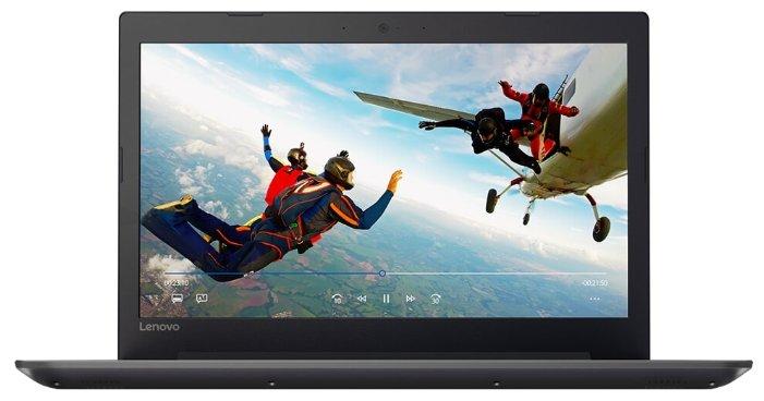 "Lenovo Ноутбук Lenovo IdeaPad 320 15 Intel (Intel Core i3 7100U 2400 MHz/15.6""/1920x1080/4Gb/1128Gb HDD+SSD/DVD нет/NVIDIA GeForce 940MX/Wi-Fi/Bluetooth/Windows 10 Home)"