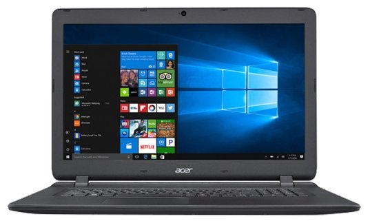 "Acer Ноутбук Acer ASPIRE ES1-732-P2P8 (Intel Pentium N4200 1100 MHz/17.3""/1600x900/4Gb/1000Gb HDD/DVD нет/Intel GMA HD/Wi-Fi/Bluetooth/Windows 10 Home)"