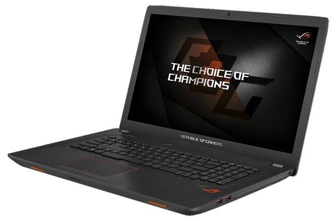 "ASUS Ноутбук ASUS ROG GL753VD (Intel Core i7 7700HQ 2800 MHz/17.3""/1920x1080/12Gb/1128Gb HDD+SSD/DVD нет/NVIDIA GeForce GTX 1050/Wi-Fi/Bluetooth/Windows 10 Home)"