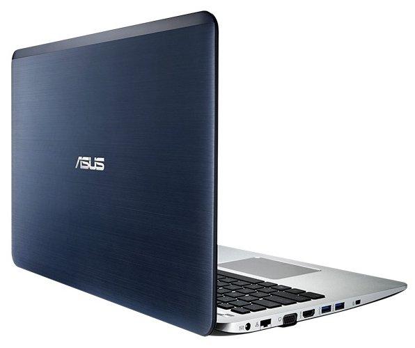 """ASUS Ноутбук ASUS X555BP (AMD A9 9420 3000 MHz/15.6""""/1366x768/8Gb/1000Gb HDD/DVD нет/AMD Radeon R5 M420/Wi-Fi/Bluetooth/Windows 10 Home)"""