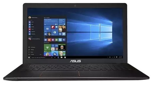 "ASUS Ноутбук ASUS K550IK (AMD FX 9830P 3000 MHz/15.6""/1920x1080/8Gb/1000Gb HDD/DVD нет/AMD Radeon RX 560/Wi-Fi/Bluetooth/Windows 10 Home)"