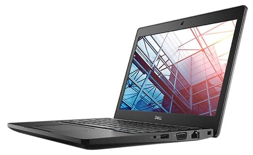 "DELL Ноутбук DELL LATITUDE 5290 (Intel Core i3 7130U 2700 MHz/12.5""/1366x768/4GB/500GB HDD/DVD нет/Intel UHD Graphics 620/Wi-Fi/Bluetooth/Linux)"
