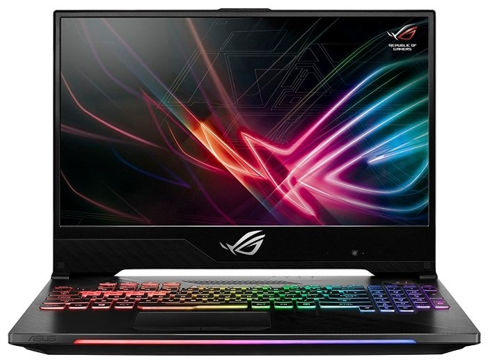 ASUS Ноутбук ASUS ROG Strix Hero II GL504GM