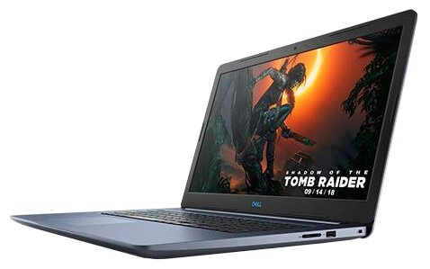 "DELL Ноутбук DELL G3 17 3779 (Intel Core i5 8300H 2300 MHz/17.3""/1920x1080/16GB/2256GB HDD+SSD/DVD нет/NVIDIA GeForce GTX 1060/Wi-Fi/Bluetooth/Linux)"