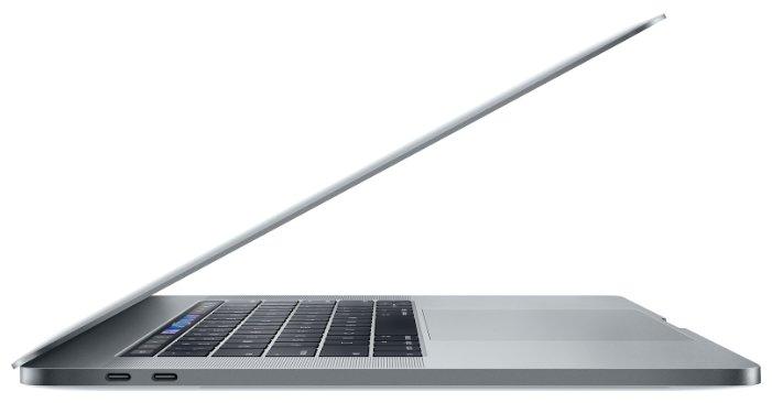 "Apple Ноутбук Apple MacBook Pro 15 with Retina display Mid 2018 (Intel Core i7 2200 MHz/15.4""/2880x1800/16GB/256GB SSD/DVD нет/AMD Radeon Pro 555X/Wi-Fi/Bluetooth/macOS)"