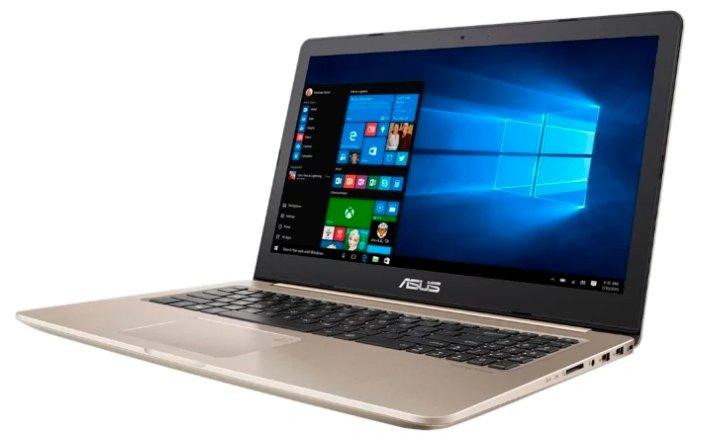 "ASUS Ноутбук ASUS VivoBook Pro 15 N580GD (Intel Core i7 8750H 2200 MHz/15.6""/3840x2160/16GB/1256GB HDD+SSD/DVD нет/NVIDIA GeForce GTX 1050/Wi-Fi/Bluetooth/Windows 10 Pro)"