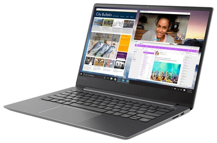 "Lenovo Ноутбук Lenovo Ideapad 530s 14 Intel (Intel Core i7 8550U 1800 MHz/14""/2560x1440/8GB/256GB SSD/DVD нет/Intel UHD Graphics 620/Wi-Fi/Bluetooth/Windows 10 Home)"
