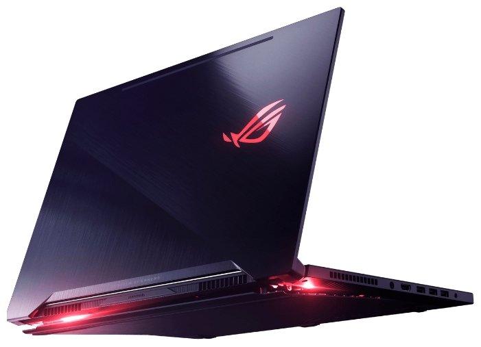 "ASUS Ноутбук ASUS ROG Zephyrus M GM501GM (Intel Core i7 8750H 2200 MHz/15.6""/1920x1080/16GB/1256GB HDD+SSD/DVD нет/NVIDIA GeForce GTX 1060/Wi-Fi/Bluetooth/Windows 10 Home)"