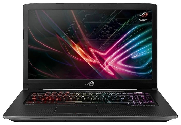 "ASUS Ноутбук ASUS ROG Strix Scar Edition GL703GM (Intel Core i5 8300H 2300 MHz/17.3""/1920x1080/16GB/1256GB HDD+SSD/DVD нет/NVIDIA GeForce GTX 1060/Wi-Fi/Bluetooth/Windows 10 Home)"