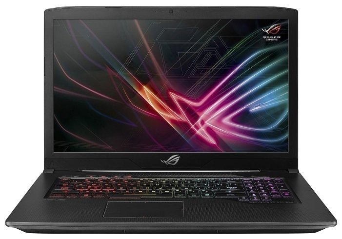 "ASUS Ноутбук ASUS ROG GL503GE (Intel Core i5 8300H 2300 MHz/15.6""/1920x1080/8GB/1128GB HDD+SSD/DVD нет/NVIDIA GeForce GTX 1050 Ti/Wi-Fi/Bluetooth/Windows 10 Home)"